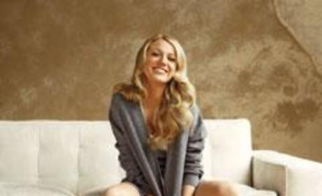 Blake Lively Featured in Vanity Fair