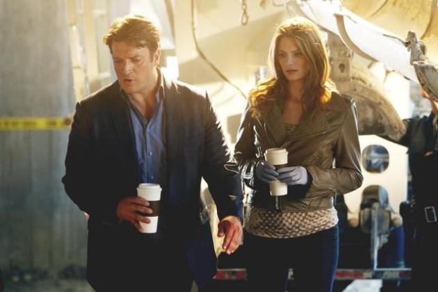 Coffee at the Crime Scene