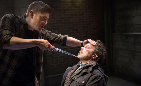 Interrogation - Supernatural Season 10 Episode 10