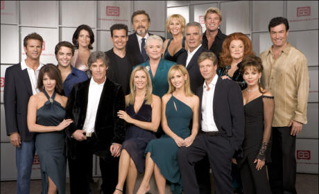 Cast of The Bold and the Beautiful