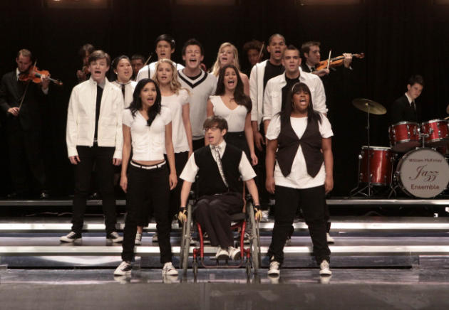 Glee Club Picture