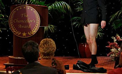 "The Big Bang Theory Review: ""The Pants Alternative"""