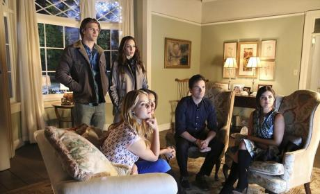 No Hanna and Caleb in this Shot