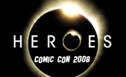 Heroes to Debut as Comic-Con
