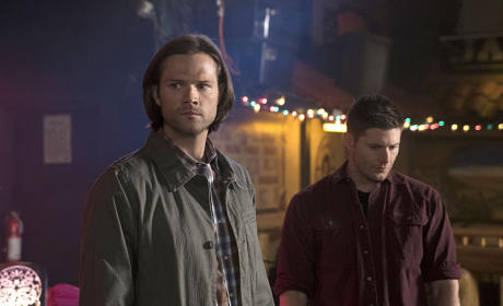 Waiting Game - Supernatural Season 10 Episode 23