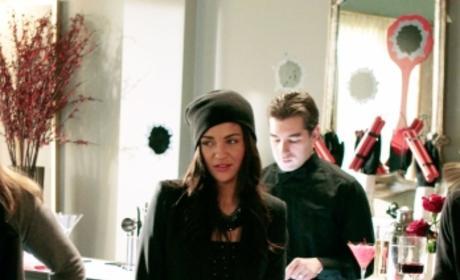Gossip Girl Spoilers: Vanessa Leaving Town?!