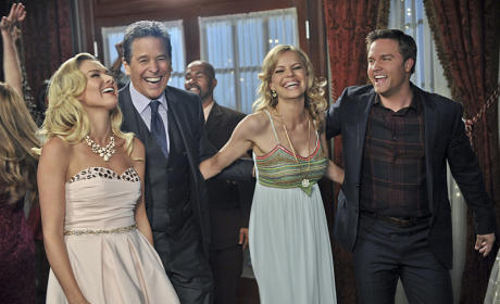 Happy Times - Hart of Dixie Season 4 Episode 10