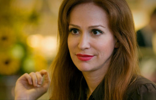 Rebecca Creskoff on Hung