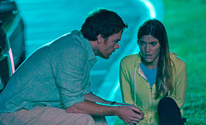 "Extended Dexter Promo: ""I WIll Never Be Okay"""