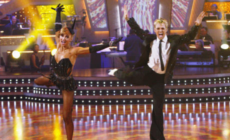 Dancing With the Stars Says Goodbye to Aaron Carter