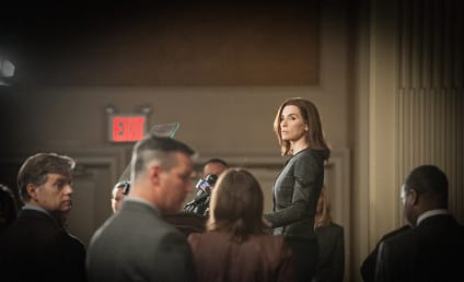 The Good Wife Season 6 Episode 20 Review: The Deconstruction