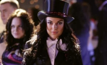 Smallville Interview with Serinda Swan (Zantanna)
