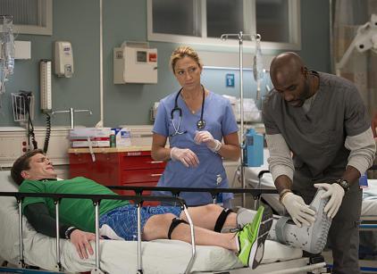 Watch Nurse Jackie Season 5 Episode 1 Online