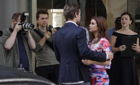 Gossip Girl Set Photos: Thursday Edition