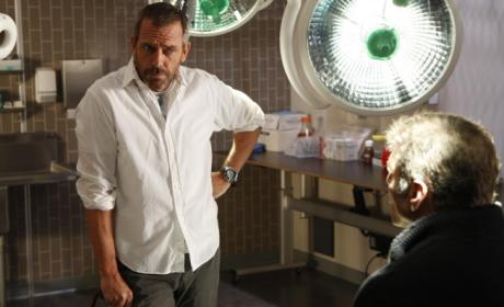 "House Review: ""The Down Low"""