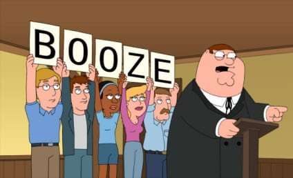 """Family Guy Review: """"Friends of Peter G."""""""
