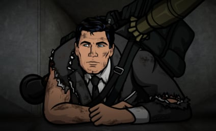 "Archer Review: ""Legs"" for Gay Terminator"
