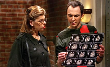 "The Big Bang Theory Recap: ""The Maternal Capacitance"""
