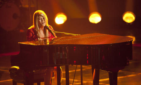 Nicolle Galyon's Blind Audition