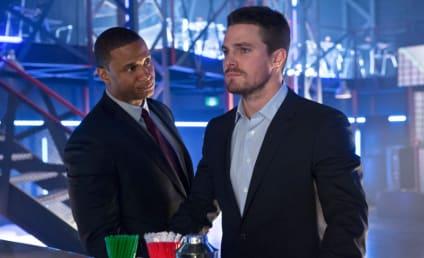 Arrow Review: The Vigilante Sting