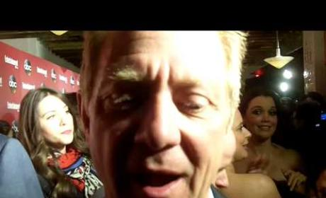 Jeff Perry Red Carpet Interview
