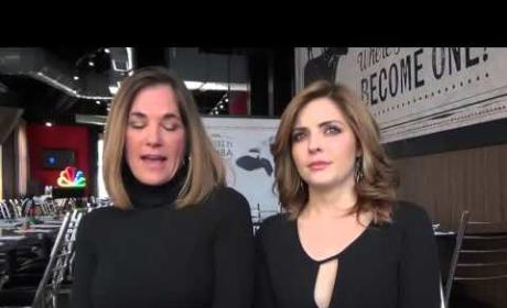 Kassie DePaiva and Jen Lilley Interview