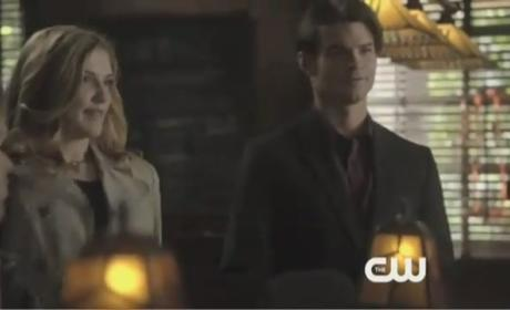 The Vampire Diaries Sneak Peek: An Awkward Dinner