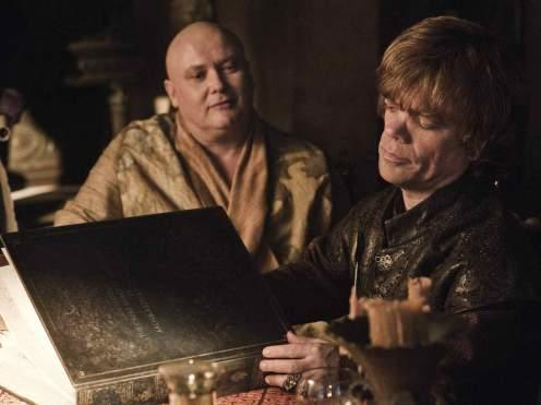 Varys and Tyrion