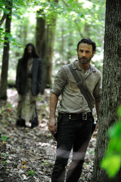 Walking Dead Season 4 Photo