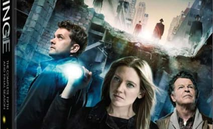 Fringe Season 5 DVD Details & Giveaway: Enter Now!