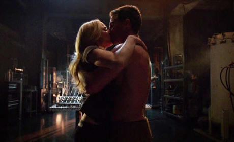 Oliver and Sara Kiss