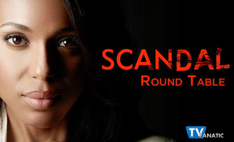 Scandal Round Table: Cyrus Calls a Truce