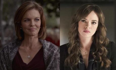 The Flash Season 3: Meet Caitlin's Mom!
