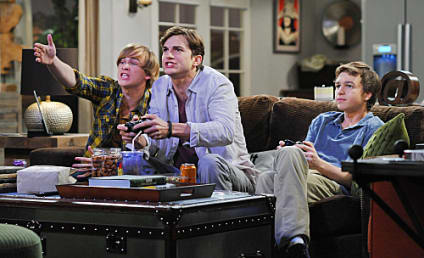 Two and a Half Men Review: It's Momageddon!