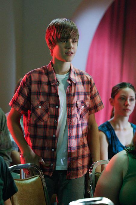 Justin Bieber on CSI