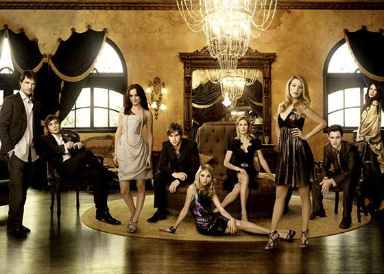 Sexy Gossip Girl Cast