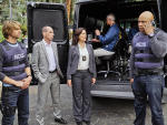 The Undercover Prisoner - NCIS: Los Angeles