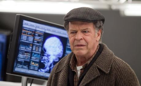 John Noble on Fringe