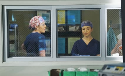 Grey's Anatomy Season Finale Photos: How Will It End?