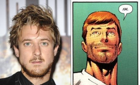 Arthur Darvill Cast on Superhero Spinoff as Rip Hunter