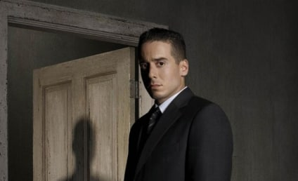 Kirk Acevedo's Status on Fringe: Answers Sort of Coming