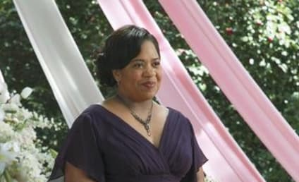 Chandra Wilson Teases Bailey Wedding, Mark Send-Off
