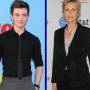 Tournament of TV Fanatic Quarterfinals: Chris Colfer vs. Jane Lynch!