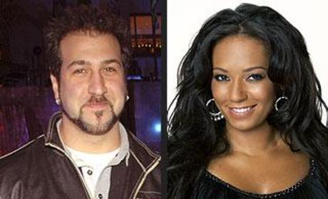 Joey Fatone and Melanie Brown to Team Up for The Singing Office