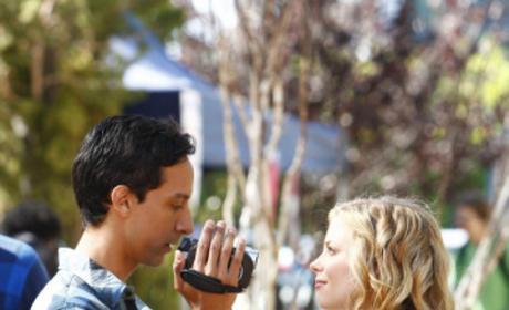 Abed Films Britta