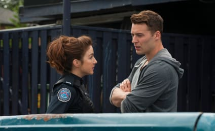Rookie Blue Q&A: Peter Mooney on Nick's Romantic Prospects, The Show's Future