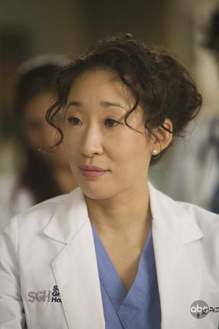 Cristina Makes a Discovery