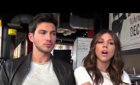 Rob Scott Wilson and Kate Mansi Interview, Part 1
