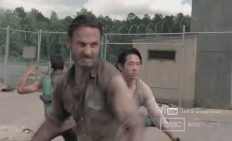 The Walking Dead Trailer: What is This Place?