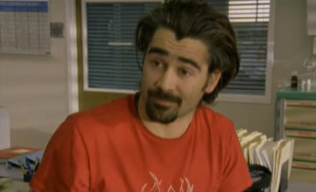 Colin Farrell on Scrubs